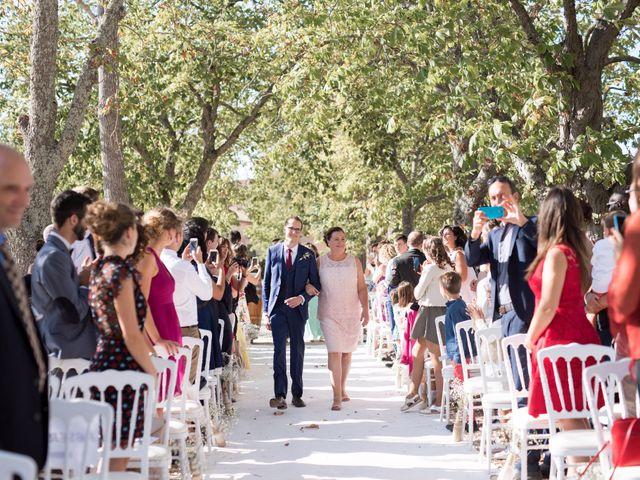Le mariage de Aitzi et Pierre à Vidauban, Var 20