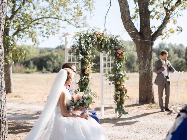 Le mariage de Aitzi et Pierre à Vidauban, Var 23