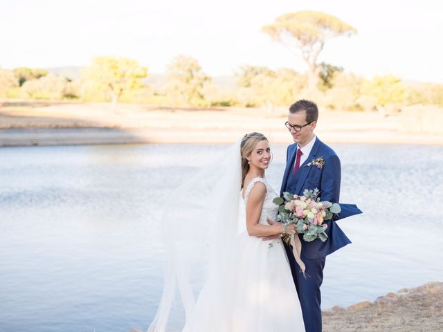 Le mariage de Aitzi et Pierre à Vidauban, Var 41
