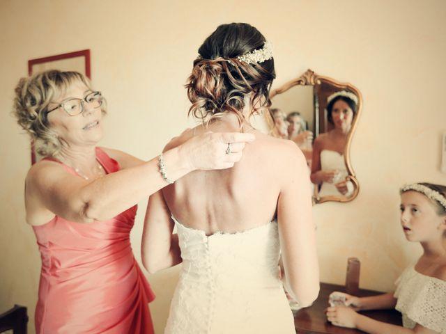 Le mariage de Pascal et Aurélie à Pujaut, Gard 12