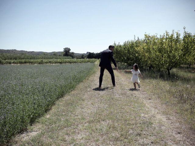 Le mariage de Pascal et Aurélie à Pujaut, Gard 15
