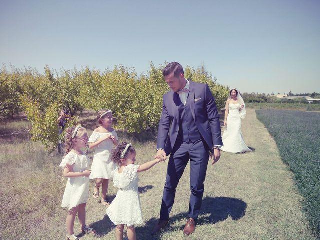 Le mariage de Pascal et Aurélie à Pujaut, Gard 16