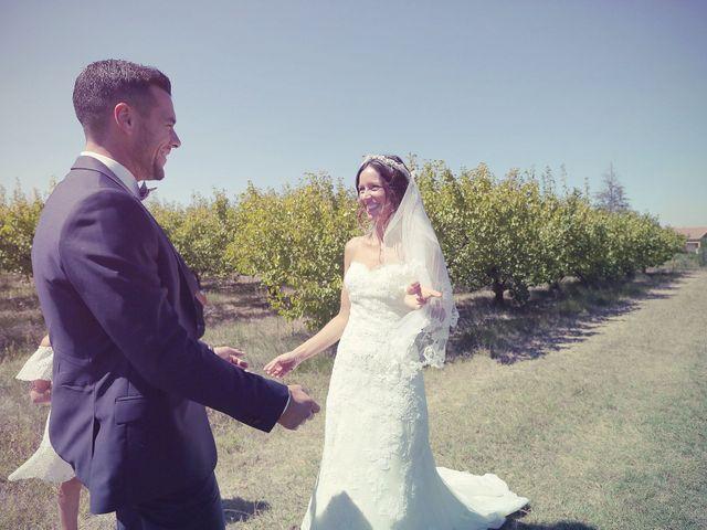 Le mariage de Pascal et Aurélie à Pujaut, Gard 17