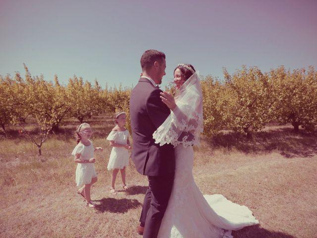 Le mariage de Pascal et Aurélie à Pujaut, Gard 18
