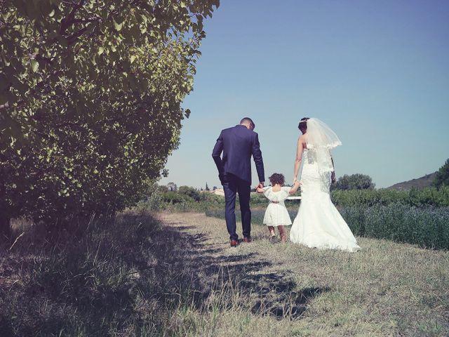 Le mariage de Pascal et Aurélie à Pujaut, Gard 19