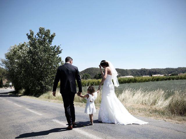 Le mariage de Pascal et Aurélie à Pujaut, Gard 20