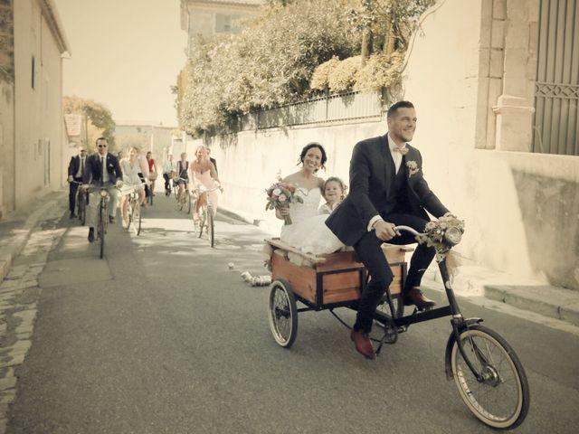 Le mariage de Pascal et Aurélie à Pujaut, Gard 21