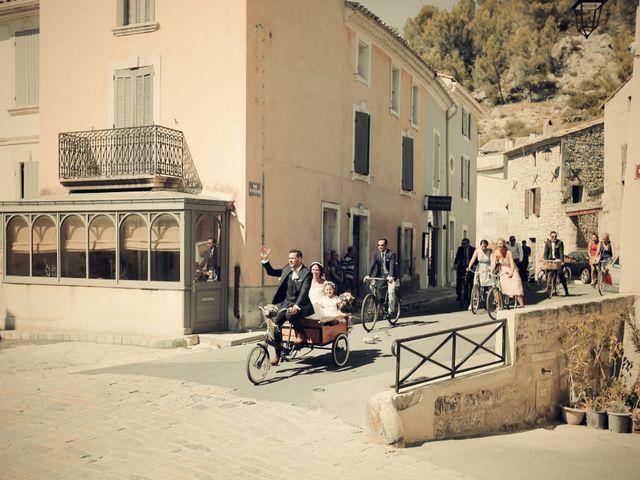 Le mariage de Pascal et Aurélie à Pujaut, Gard 23