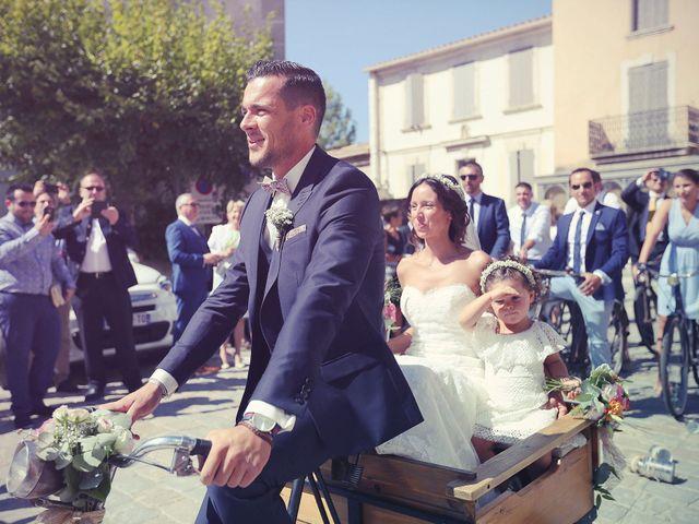 Le mariage de Pascal et Aurélie à Pujaut, Gard 25