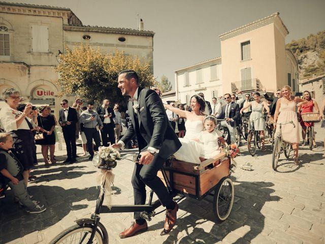 Le mariage de Pascal et Aurélie à Pujaut, Gard 26