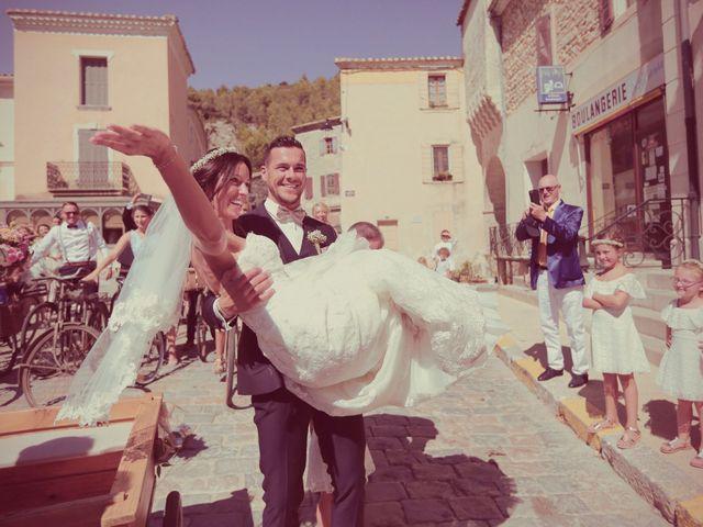Le mariage de Pascal et Aurélie à Pujaut, Gard 27