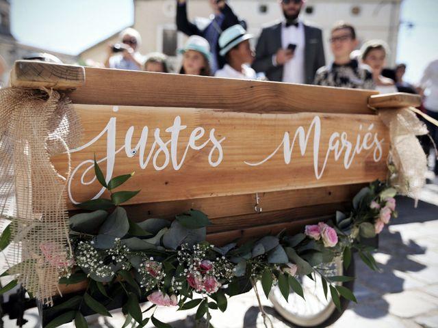 Le mariage de Pascal et Aurélie à Pujaut, Gard 28