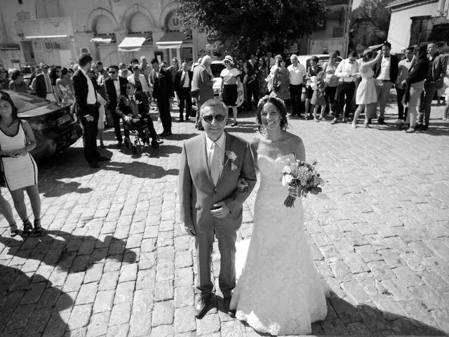 Le mariage de Pascal et Aurélie à Pujaut, Gard 29
