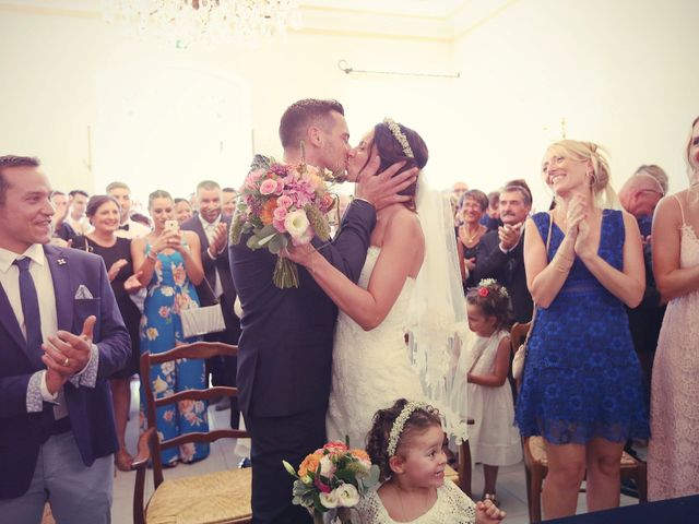 Le mariage de Pascal et Aurélie à Pujaut, Gard 33