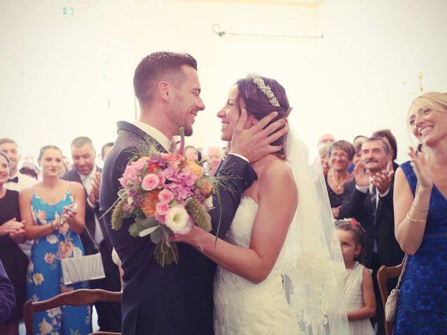 Le mariage de Pascal et Aurélie à Pujaut, Gard 34