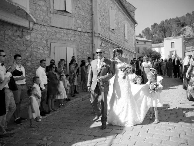 Le mariage de Pascal et Aurélie à Pujaut, Gard 38