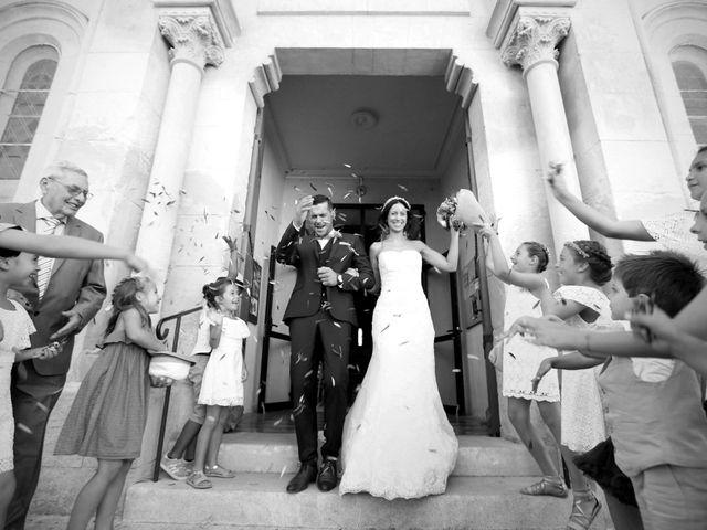 Le mariage de Pascal et Aurélie à Pujaut, Gard 54