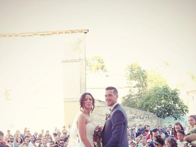 Le mariage de Pascal et Aurélie à Pujaut, Gard 56