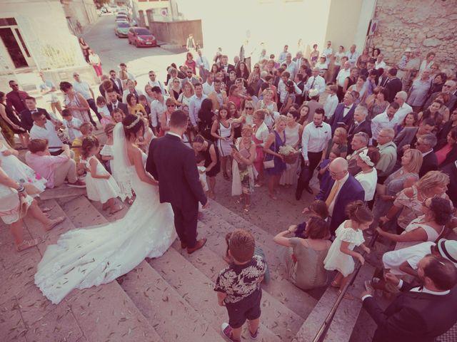 Le mariage de Pascal et Aurélie à Pujaut, Gard 57