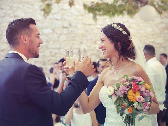 Le mariage de Pascal et Aurélie à Pujaut, Gard 62