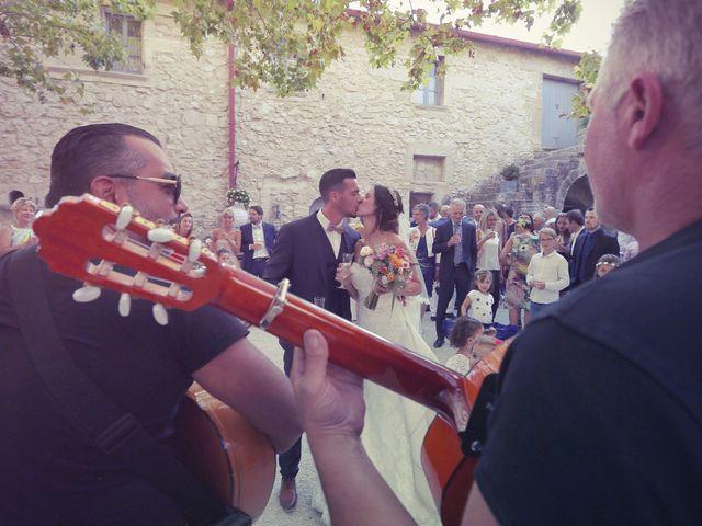 Le mariage de Pascal et Aurélie à Pujaut, Gard 63