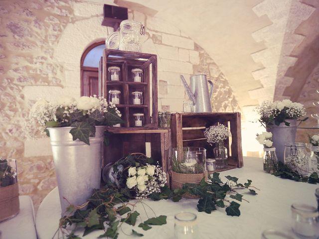 Le mariage de Pascal et Aurélie à Pujaut, Gard 75
