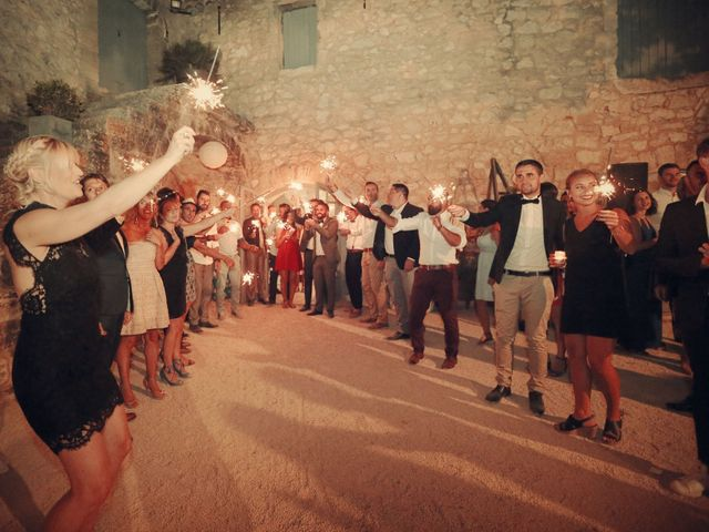 Le mariage de Pascal et Aurélie à Pujaut, Gard 79