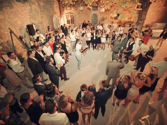 Le mariage de Pascal et Aurélie à Pujaut, Gard 81