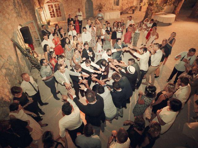 Le mariage de Pascal et Aurélie à Pujaut, Gard 82