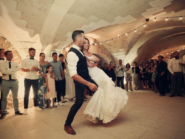Le mariage de Pascal et Aurélie à Pujaut, Gard 83