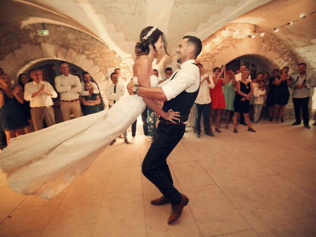 Le mariage de Pascal et Aurélie à Pujaut, Gard 86