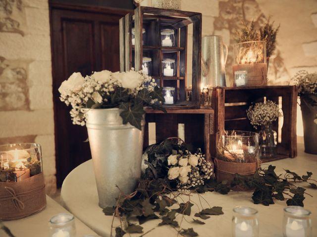 Le mariage de Pascal et Aurélie à Pujaut, Gard 90