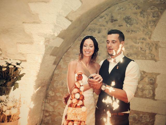 Le mariage de Pascal et Aurélie à Pujaut, Gard 91