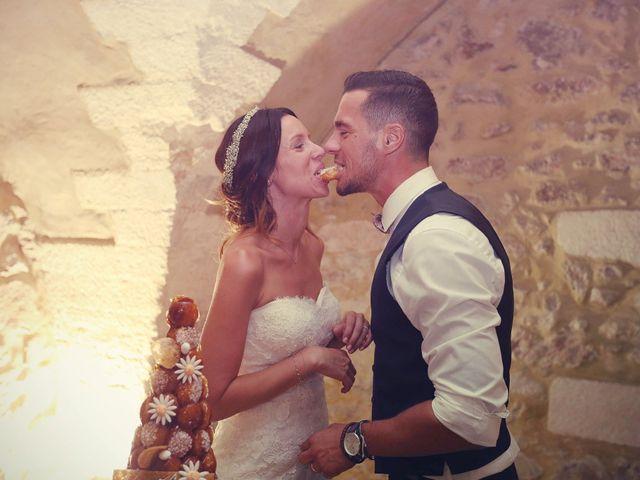 Le mariage de Pascal et Aurélie à Pujaut, Gard 92