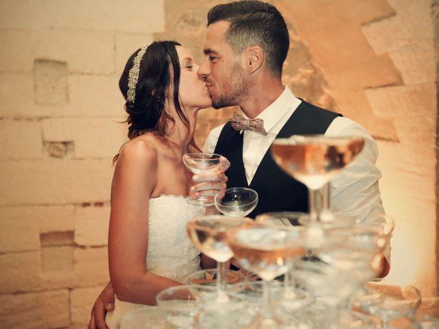 Le mariage de Pascal et Aurélie à Pujaut, Gard 94