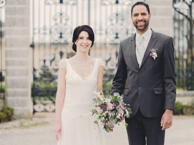 Le mariage de Melinda et Johann
