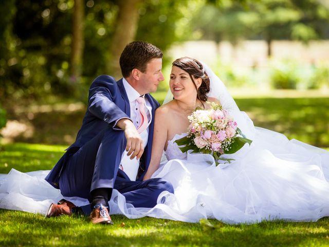 Le mariage de Anne Sophie et Sébastien