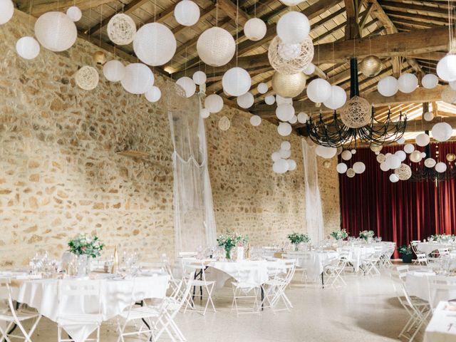 Le mariage de Pierre et Joanne à Saint-Marcel-de-Félines, Loire 5