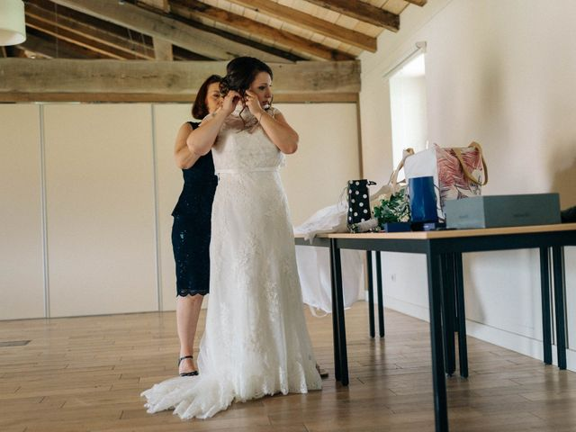 Le mariage de Pierre et Joanne à Saint-Marcel-de-Félines, Loire 19