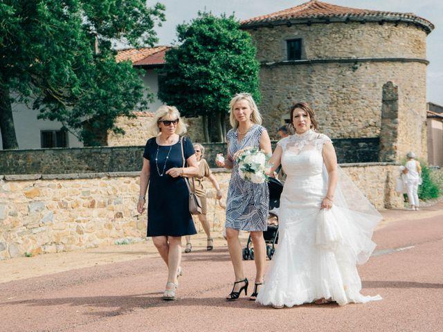 Le mariage de Pierre et Joanne à Saint-Marcel-de-Félines, Loire 44
