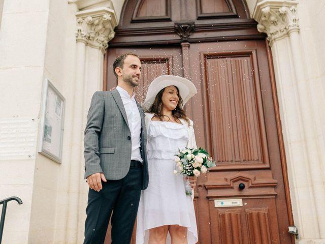 Le mariage de Pierre et Joanne à Saint-Marcel-de-Félines, Loire 2