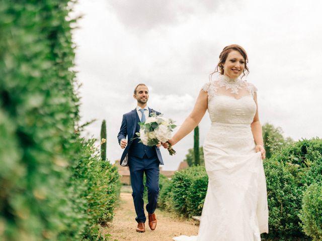 Le mariage de Pierre et Joanne à Saint-Marcel-de-Félines, Loire 38