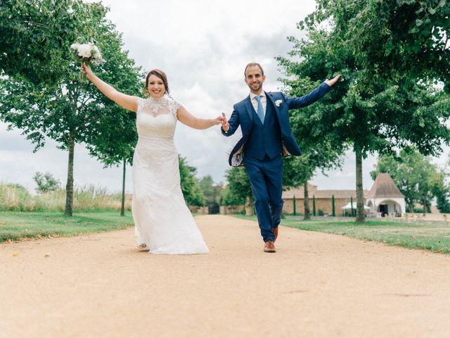 Le mariage de Pierre et Joanne à Saint-Marcel-de-Félines, Loire 40
