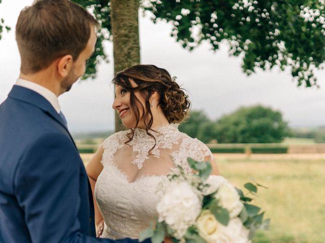 Le mariage de Joanne et Pierre