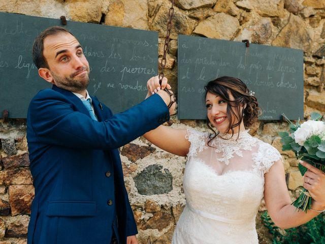 Le mariage de Pierre et Joanne à Saint-Marcel-de-Félines, Loire 51