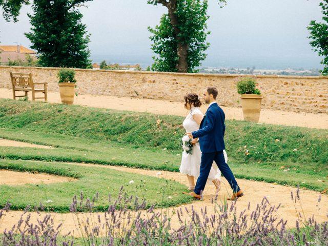 Le mariage de Pierre et Joanne à Saint-Marcel-de-Félines, Loire 72