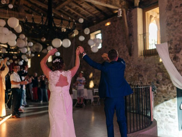 Le mariage de Pierre et Joanne à Saint-Marcel-de-Félines, Loire 75