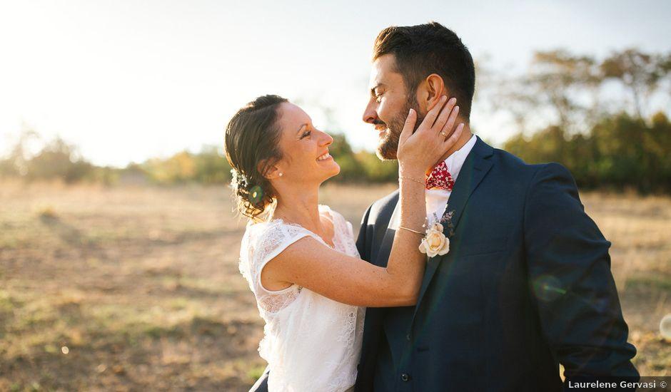 Le mariage de Antoine et Laurie à Saint-Romain-d'Ay, Ardèche