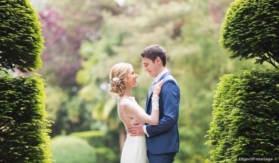 Le mariage de Julien et Julie à Hermeray, Yvelines