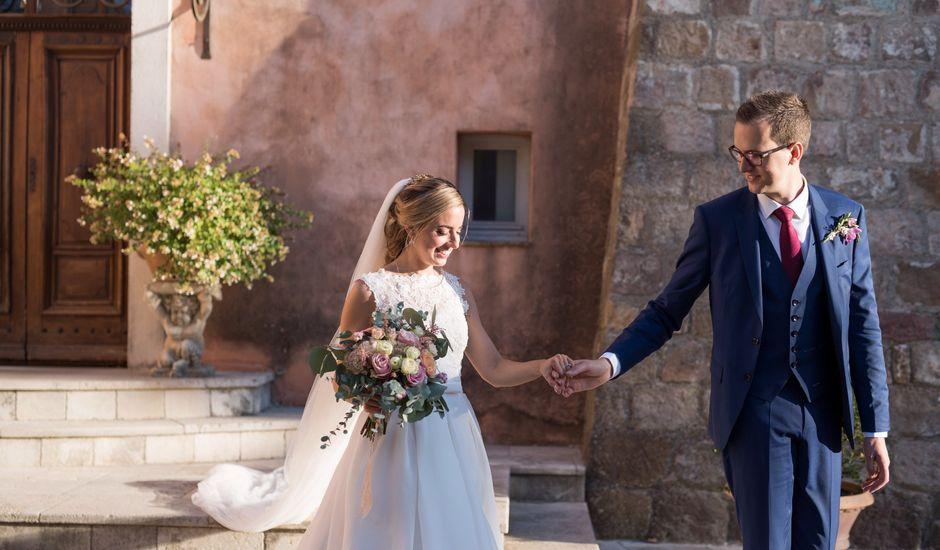 Le mariage de Aitzi et Pierre à Vidauban, Var